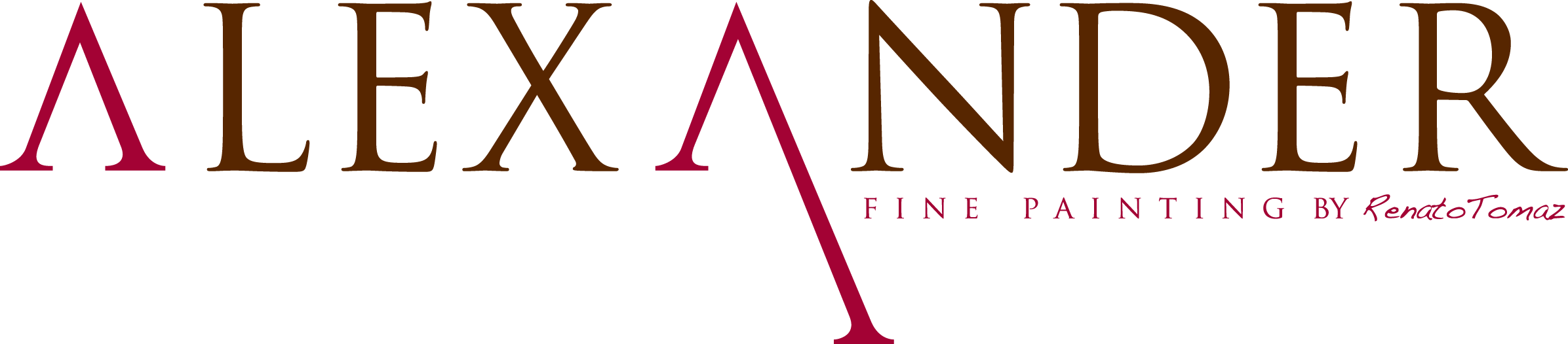 Official website of Alexander Fine Painting